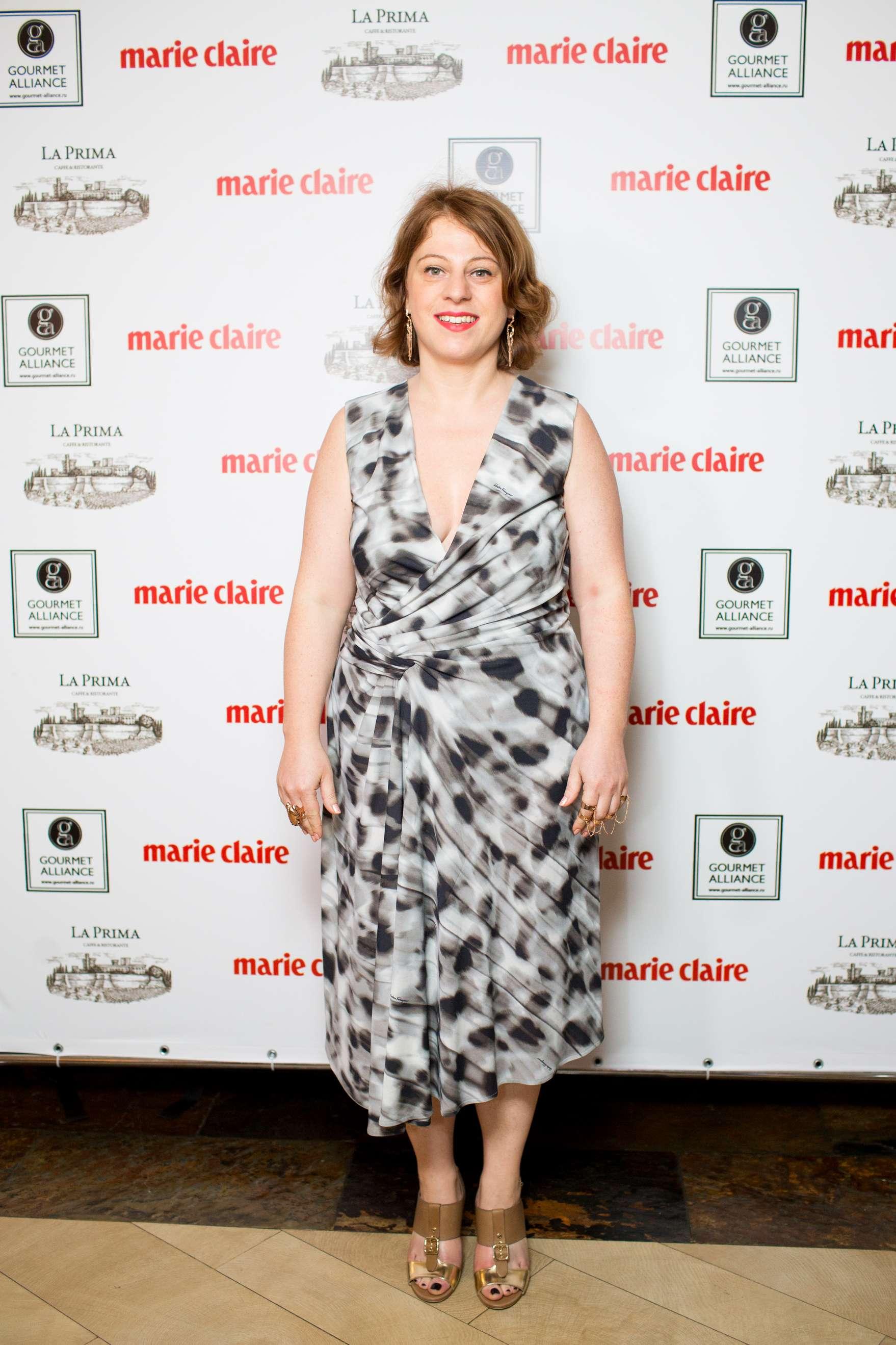 Журнал Marie Claire вручил главную beauty-премию года картинки
