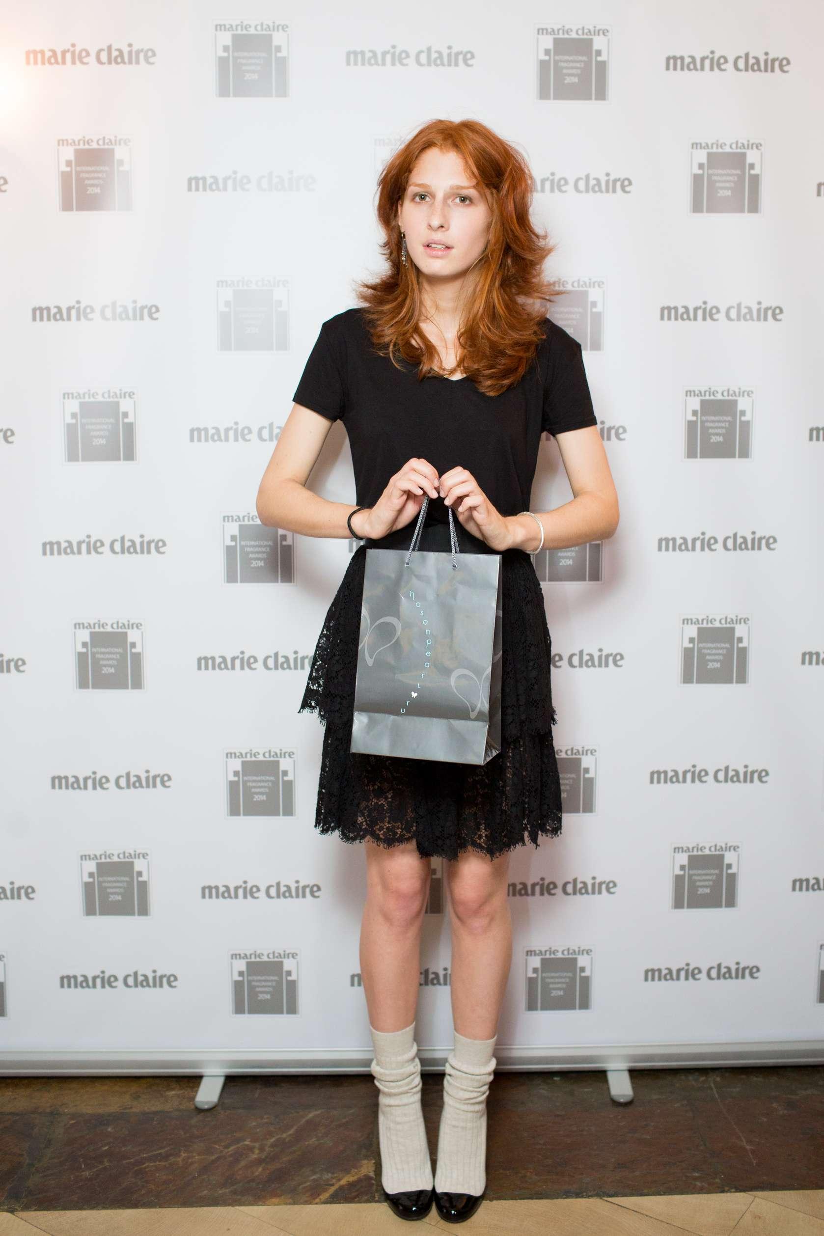 Смотреть Журнал Marie Claire вручил главную beauty-премию года видео